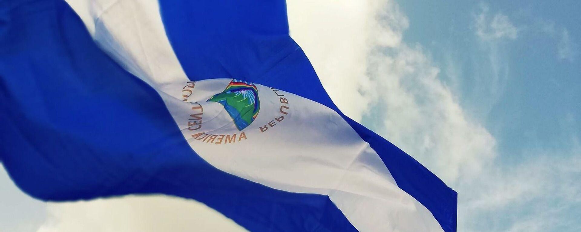 Bandera de Nicaragua - Sputnik Mundo, 1920, 09.04.2021
