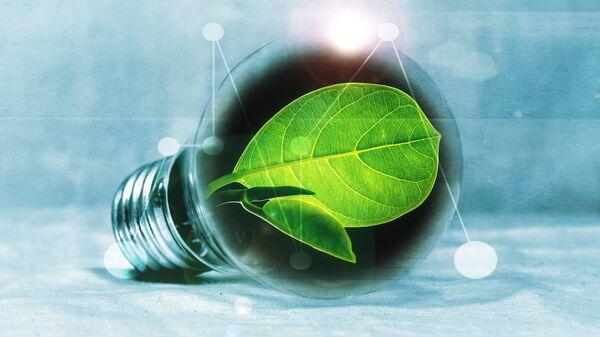 Energía verde (imagen referencial) - Sputnik Mundo