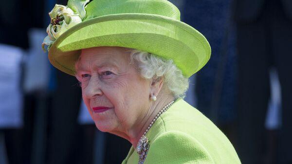 Isabel II, reina de Reino Unido - Sputnik Mundo