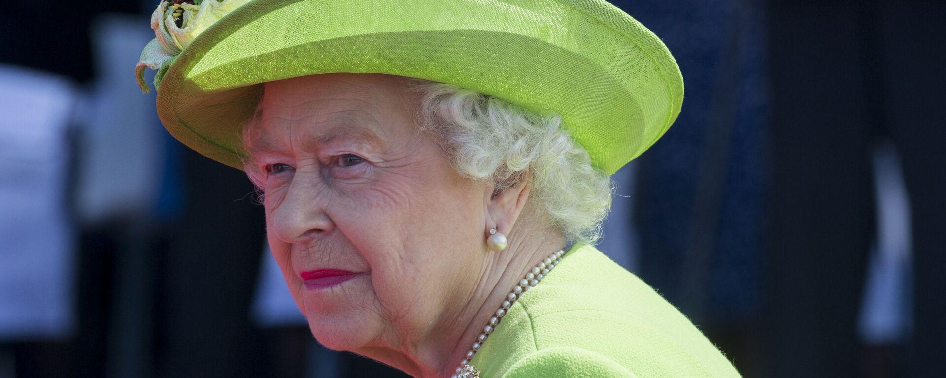 Isabel II, reina de Reino Unido - Sputnik Mundo, 1920, 30.08.2020