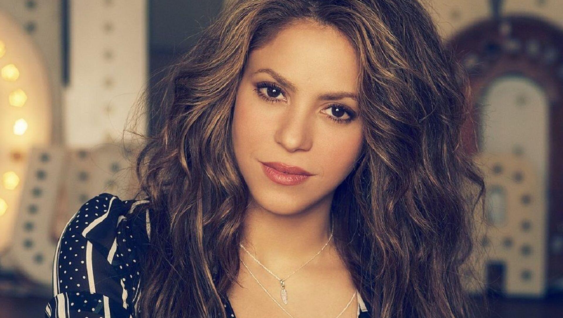 Shakira, cantante colombiana - Sputnik Mundo, 1920, 30.08.2020