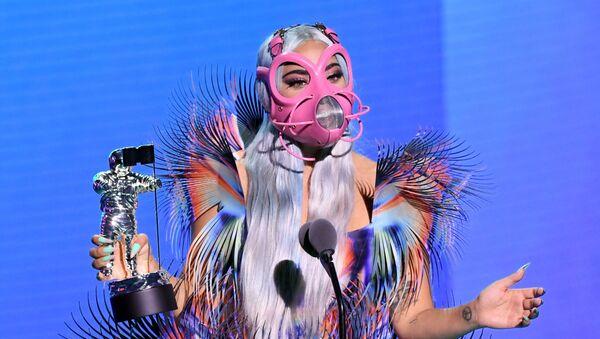 Lady Gaga en los VMA 2020 - Sputnik Mundo