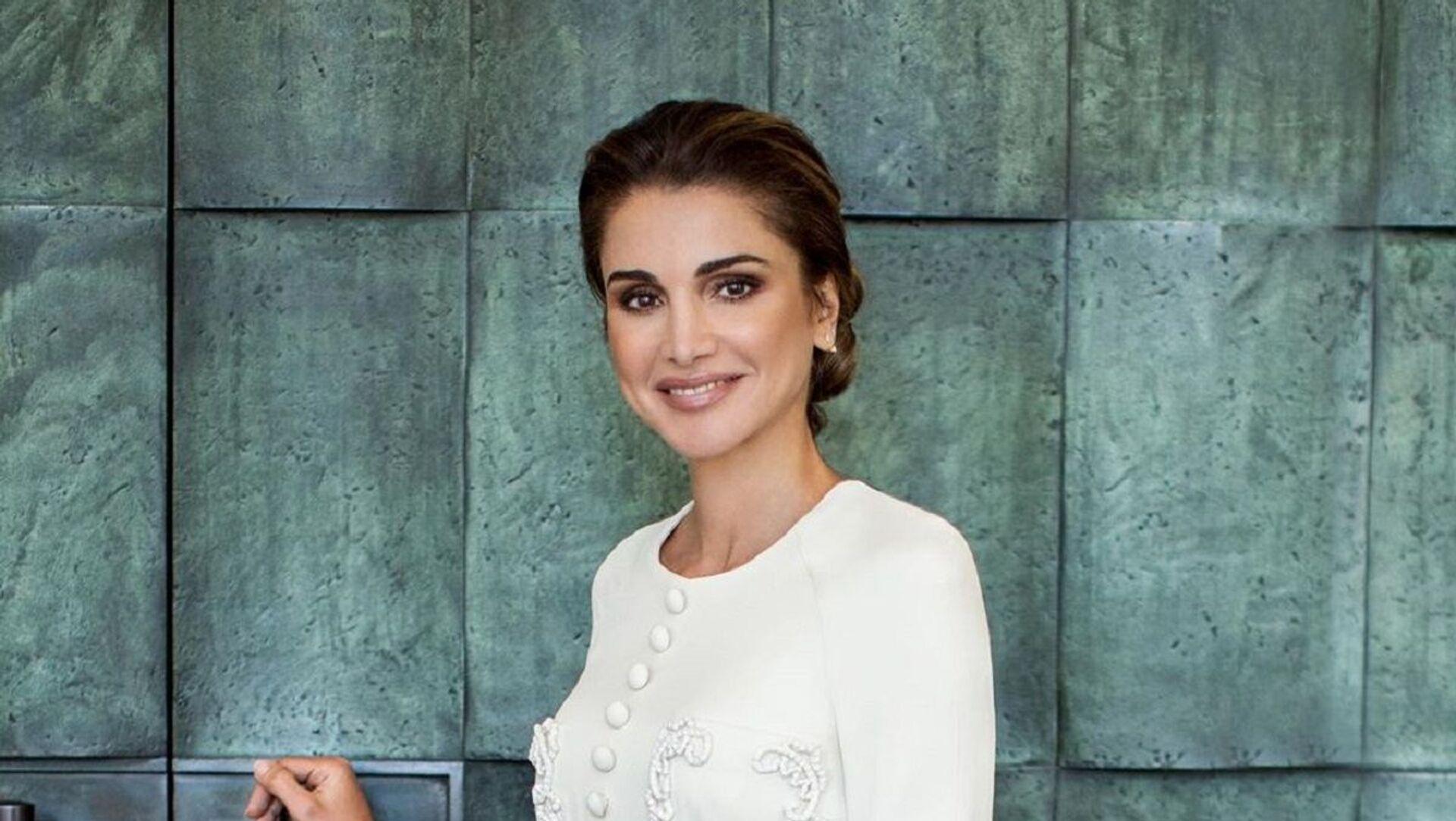 Rania, la reina de Jordania - Sputnik Mundo, 1920, 31.08.2020