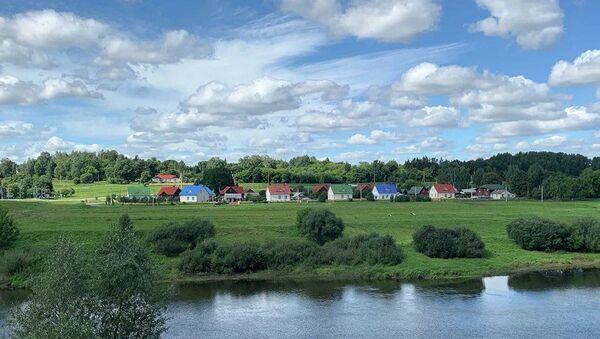 Aldea rural Alexandría, Bielorrusia - Sputnik Mundo