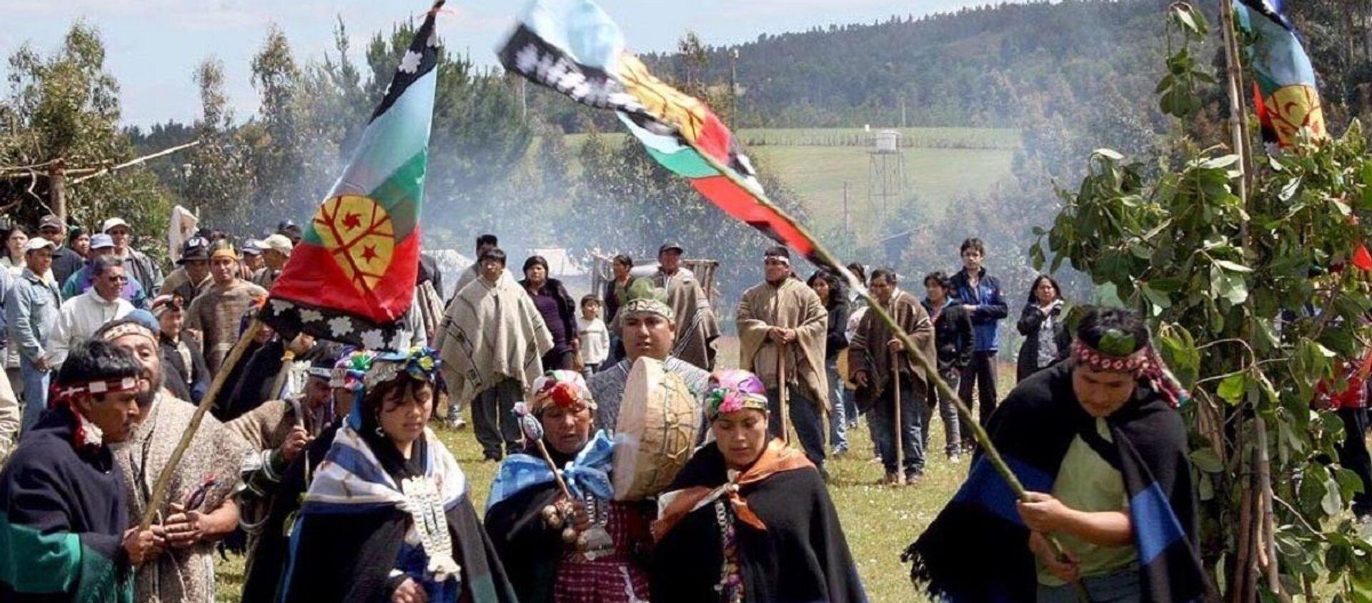 El pueblo mapuche de Chile - Sputnik Mundo, 1920, 31.08.2020
