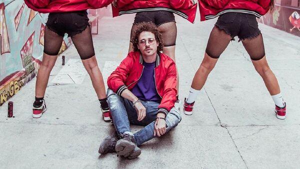 Luisito Comunica, youtuber mexicano - Sputnik Mundo