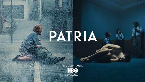 El cartel Patria, HBO - Sputnik Mundo