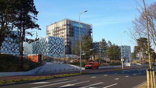 Sede de la Corte Penal Internacional en La Haya - Sputnik Mundo