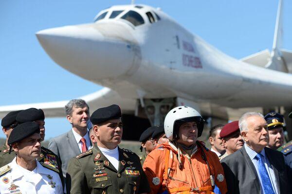 Así es el Tu-160, el más peligroso avión militar ruso - Sputnik Mundo