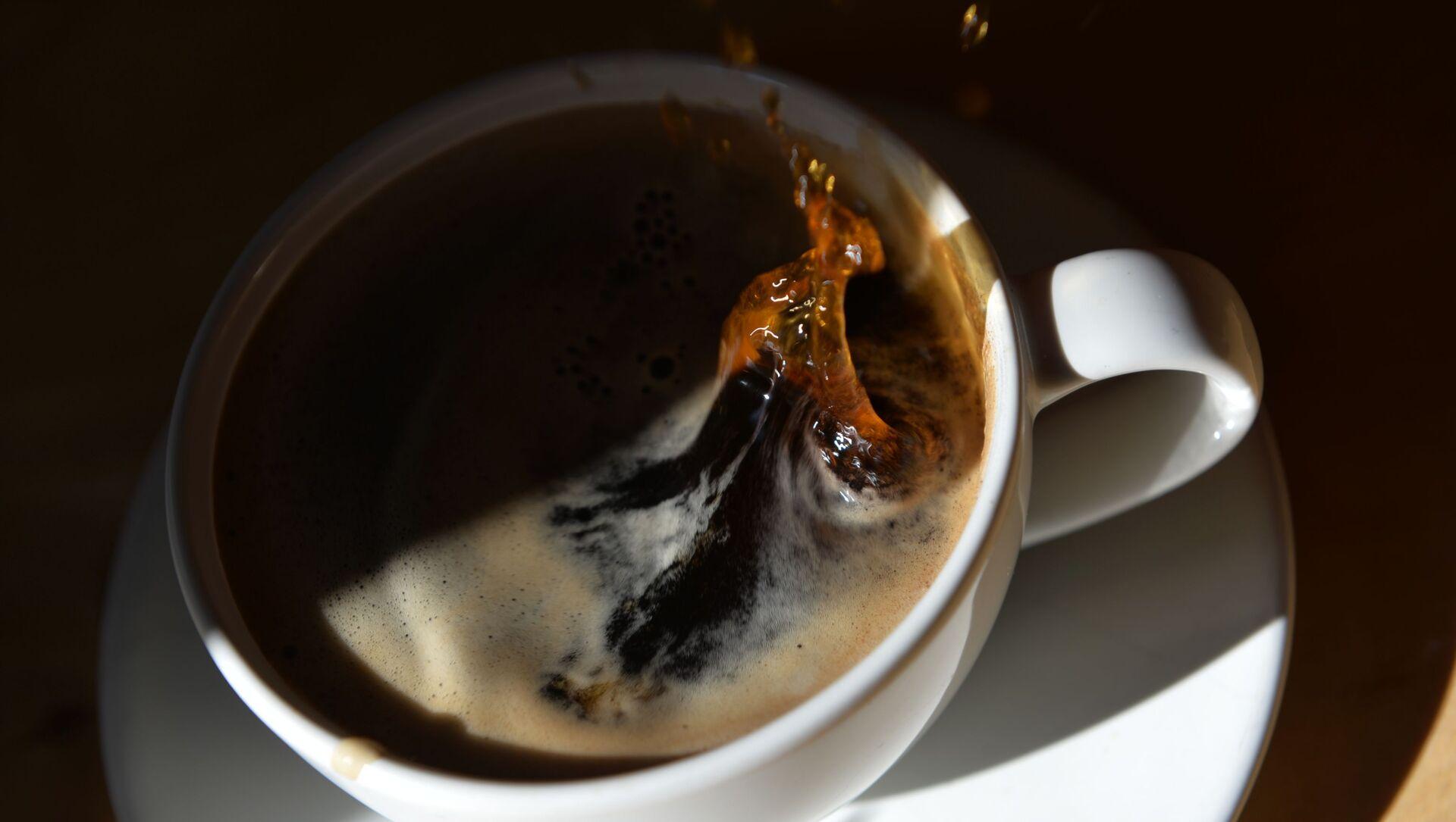 Una taza de café - Sputnik Mundo, 1920, 03.09.2020