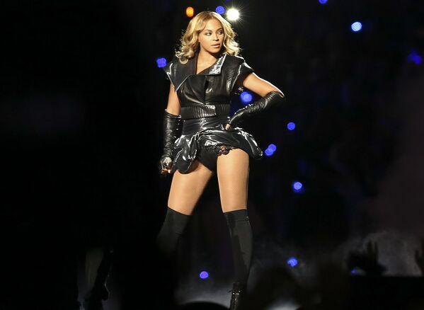 Beyoncé - Sputnik Mundo