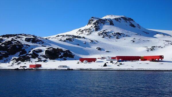 Base Antártica Española Gabriel de Castilla. - Sputnik Mundo