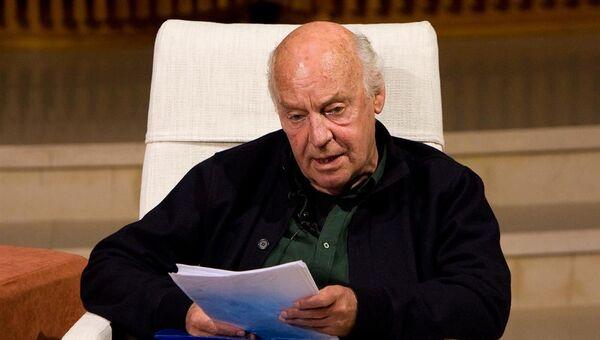 Eduardo Galeano, escritor y periodista uruguayo - Sputnik Mundo