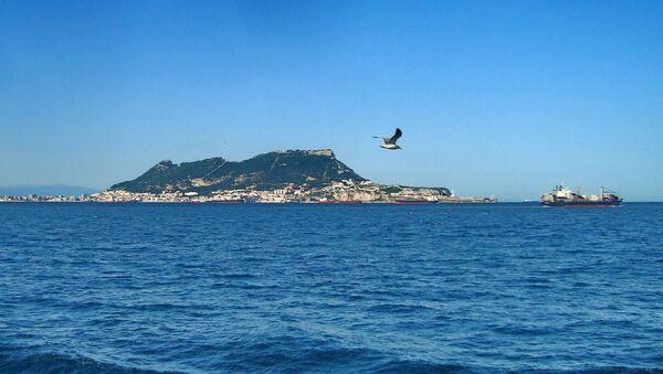 Foto referencial Gibraltar - Sputnik Mundo