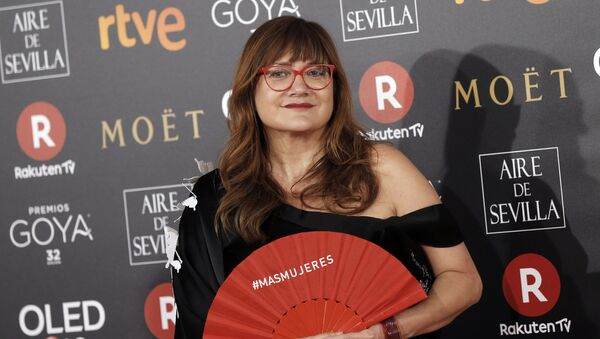 Isabel Coixet, directora de cine española - Sputnik Mundo