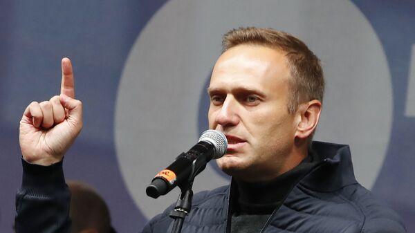 Alexéi Navalni (archivo) - Sputnik Mundo