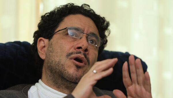Iván Cepeda, senador colombiano - Sputnik Mundo