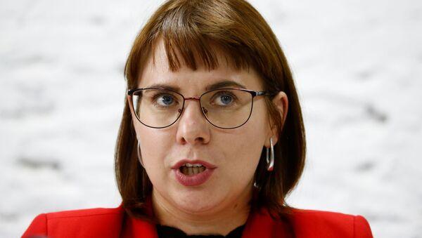 Olga Kovalkova, opositora bielorrusa - Sputnik Mundo