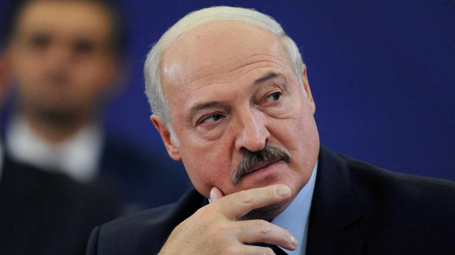 Alexandr Lukashenko, el presidente de Bielorrusia - Sputnik Mundo, 1920, 19.06.2021