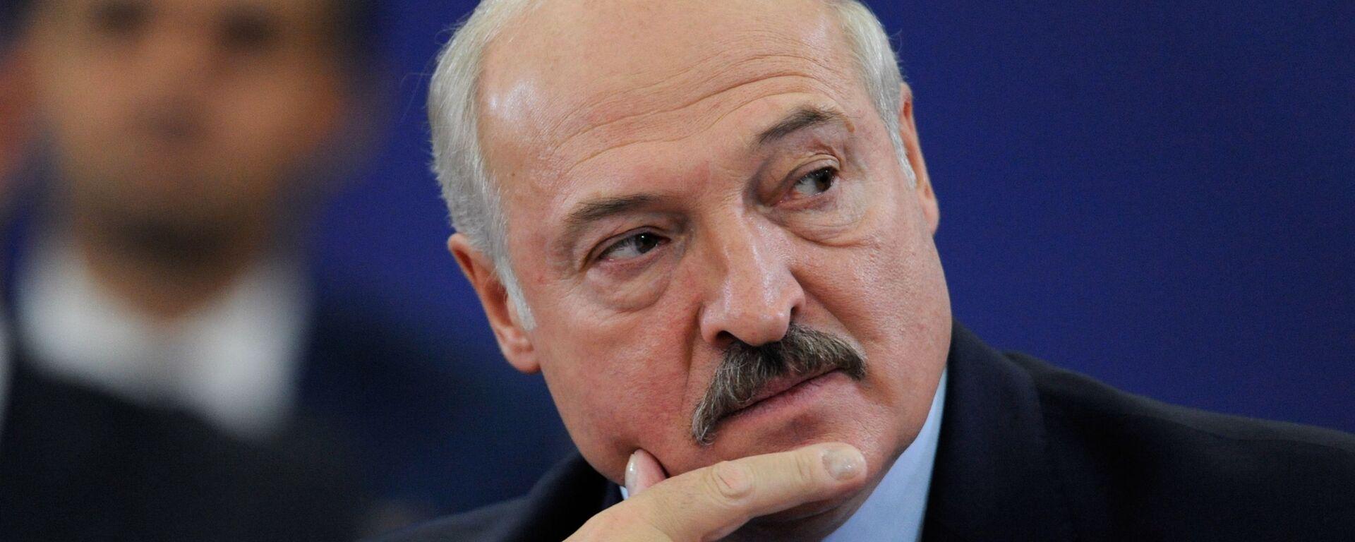 Alexandr Lukashenko, el presidente de Bielorrusia - Sputnik Mundo, 1920, 09.05.2021