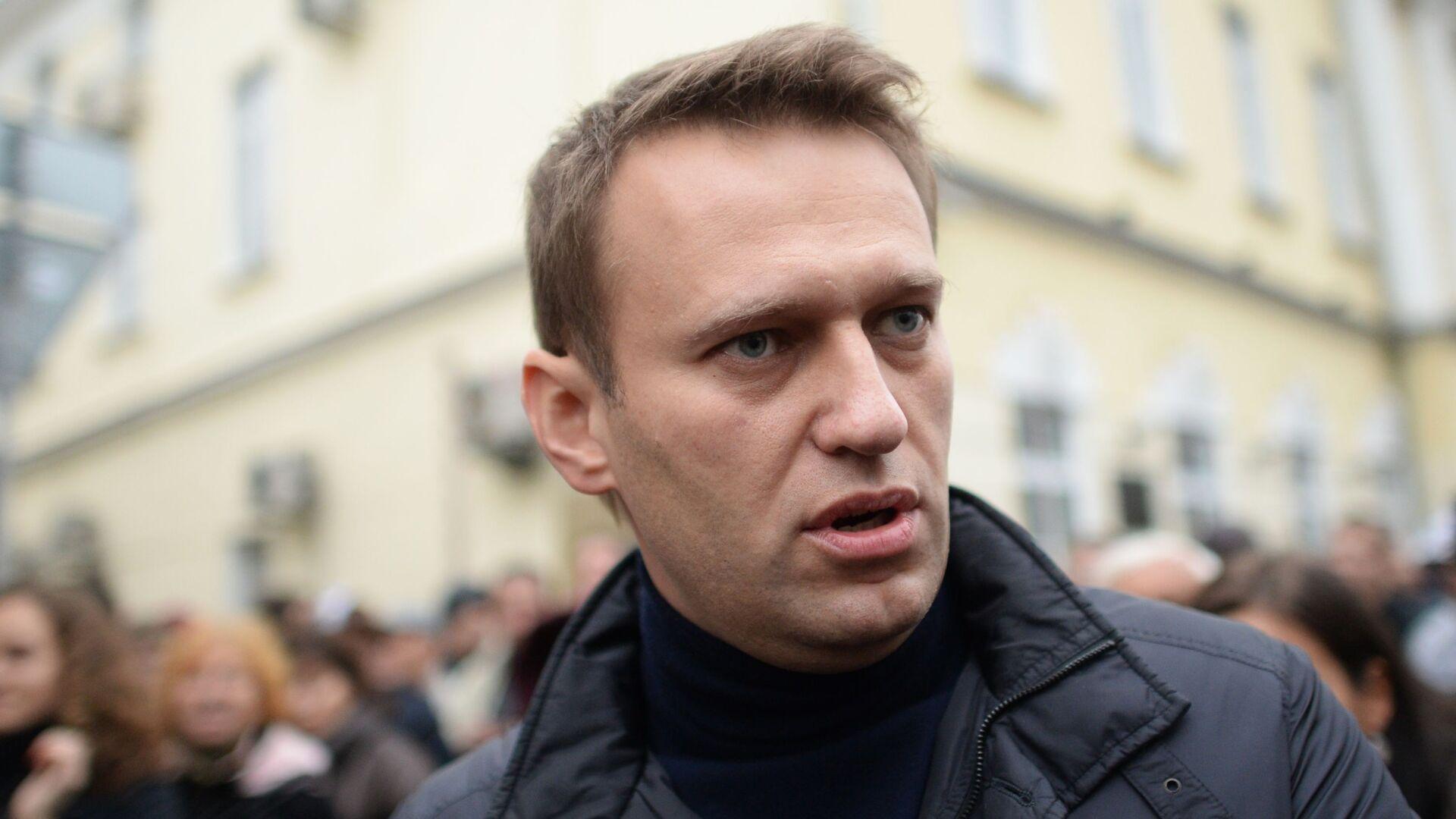 Alexéi Navalni, activista opositor ruso - Sputnik Mundo, 1920, 29.04.2021