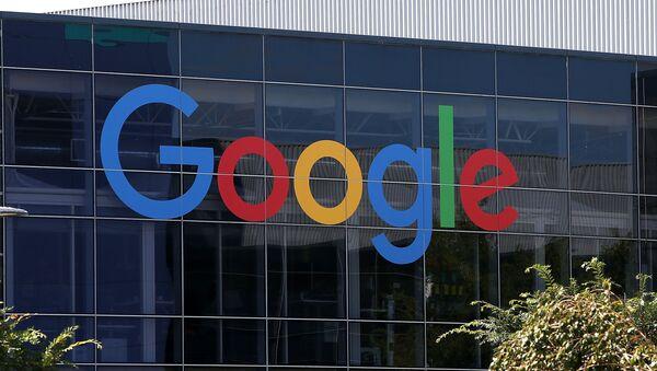 Logo de Google - Sputnik Mundo