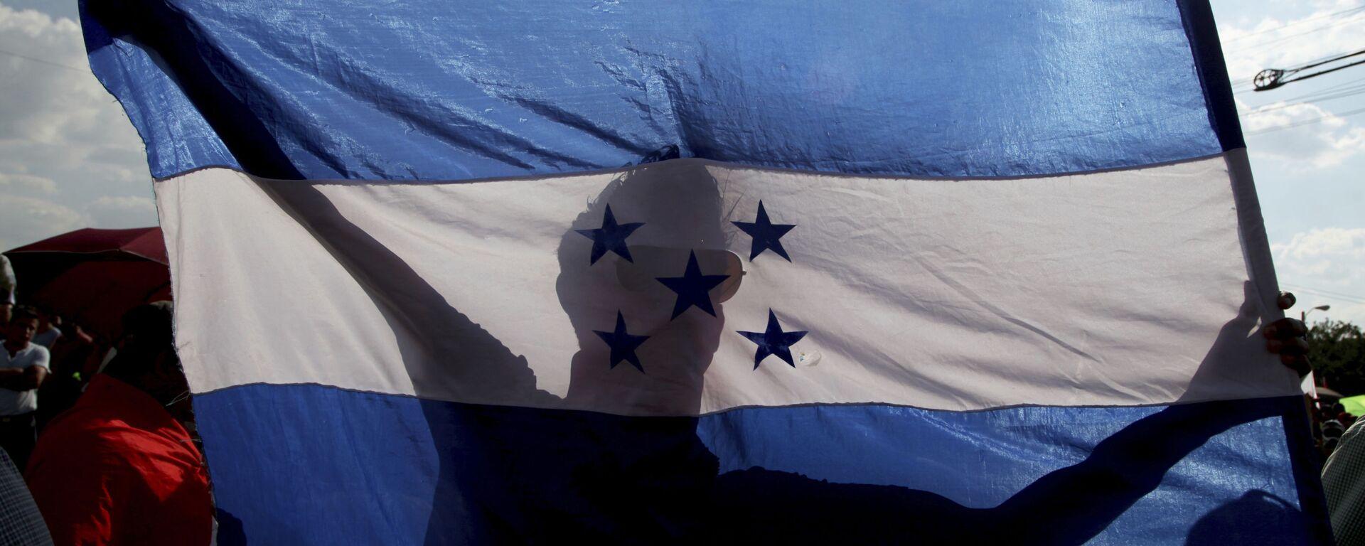 Bandera de Honduras - Sputnik Mundo, 1920, 21.07.2021