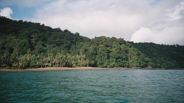 Costas del océano Pacífico en el Chocó - Sputnik Mundo