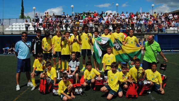 La Escuela de Fútbol Peloteros - Sputnik Mundo