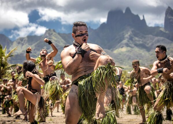 Bailes salvajes: las mejores fotos de viajes de National Geographic - Sputnik Mundo