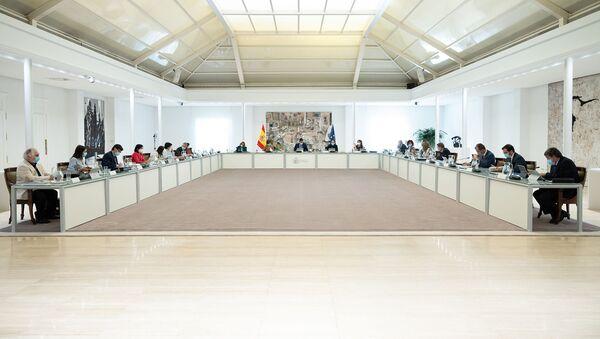 Consejo de Ministros de España - Sputnik Mundo