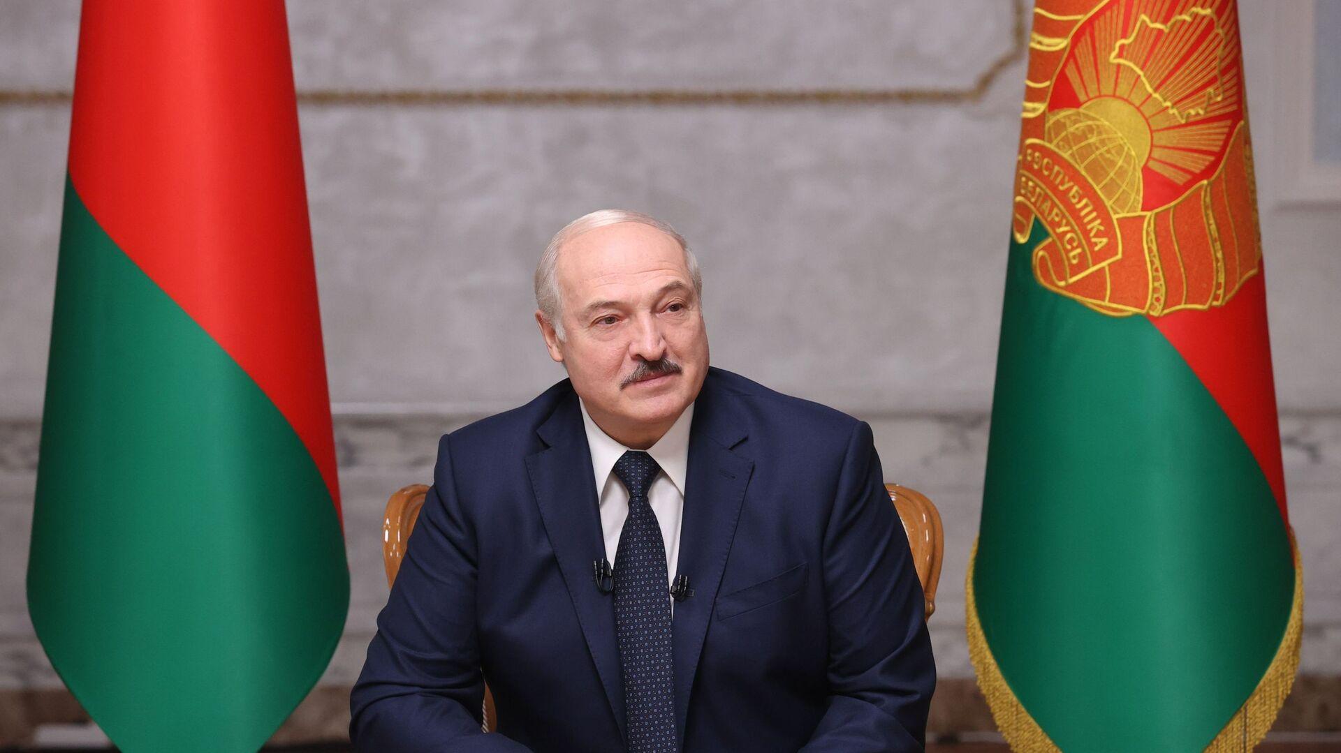 Alexandr Lukashenko, presidente de Bielorrusia  - Sputnik Mundo, 1920, 24.04.2021