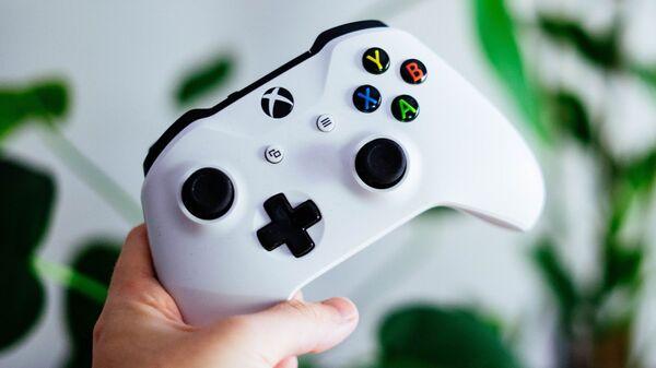 El mando de la Xbox, foto de archivo - Sputnik Mundo