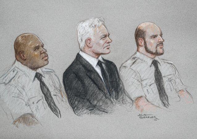 El juicio sobre la extradición de Julian Assange a EEUU