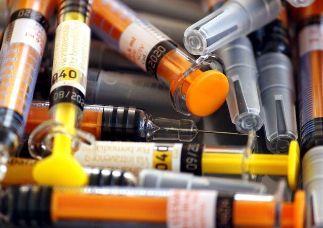 Vacunas, imagen referencial