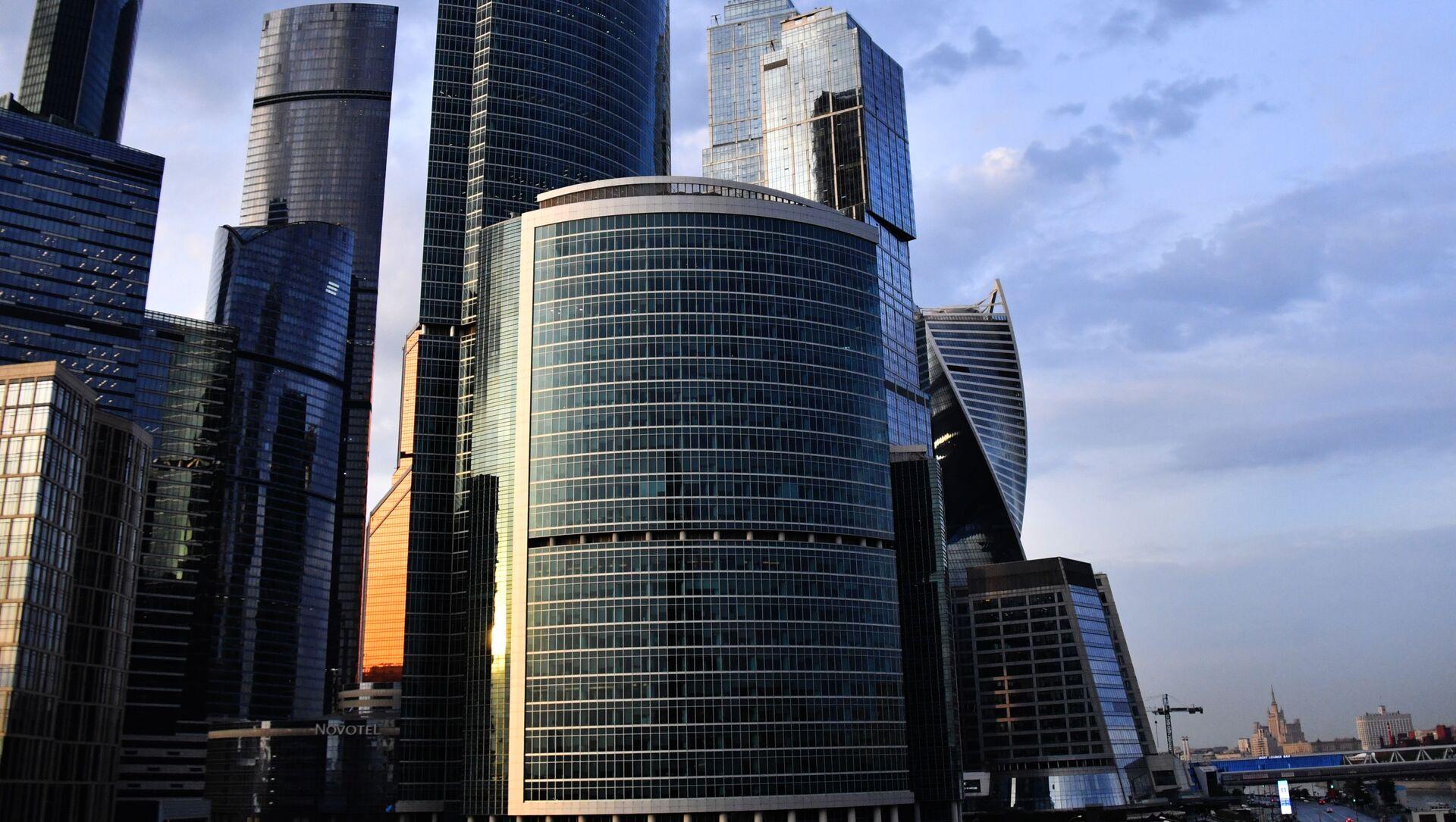 Los rascacielos de Moscú - Sputnik Mundo, 1920, 08.09.2020