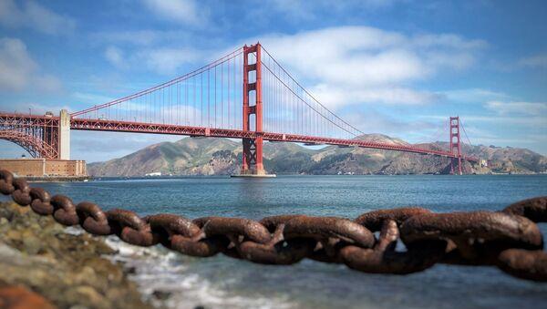 Imagen de la ciudad estadounidense de San Francisco (referencial) - Sputnik Mundo