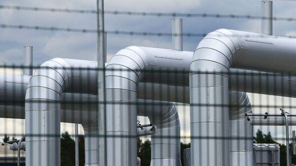 La construcción del gasoducto - Sputnik Mundo