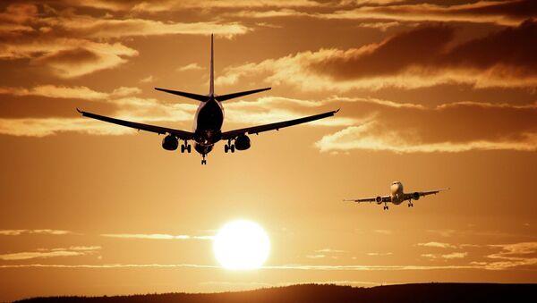 Aviones (imagen referencial) - Sputnik Mundo