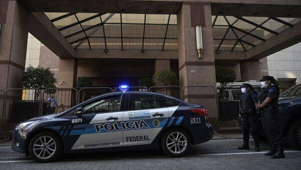 Policía de Buenos Aires - Sputnik Mundo