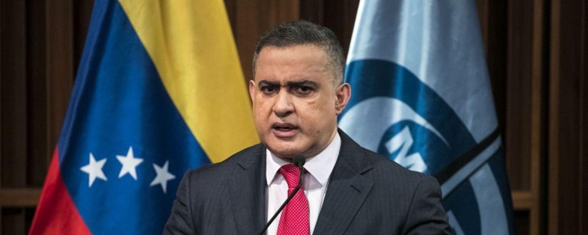 Tarek William Saab, fiscal general de Venezuela - Sputnik Mundo, 1920, 03.06.2021