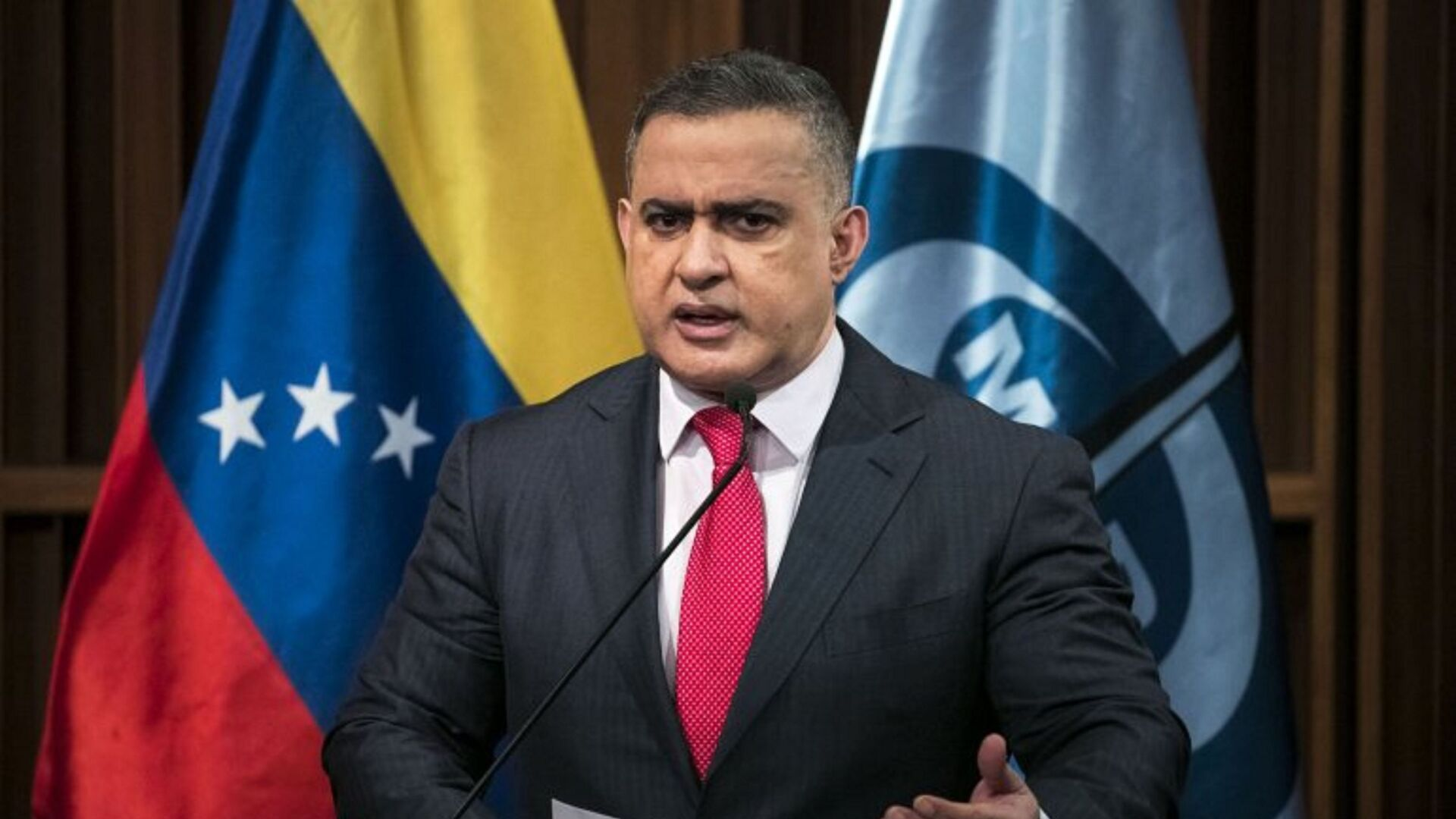 Tarek William Saab, fiscal general de Venezuela - Sputnik Mundo, 1920, 07.04.2021