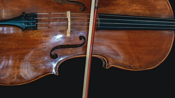 Un violín, referencial - Sputnik Mundo