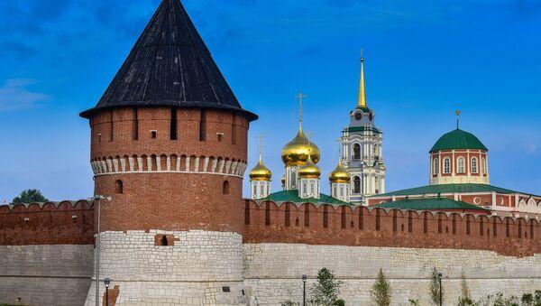 El Kremlin de Tula - Sputnik Mundo