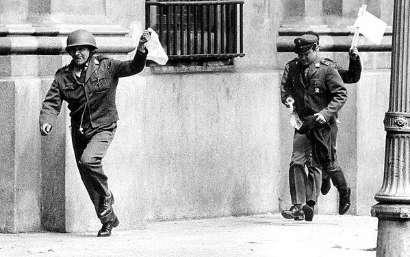 Golpe de Estado Chile 1973 - Sputnik Mundo