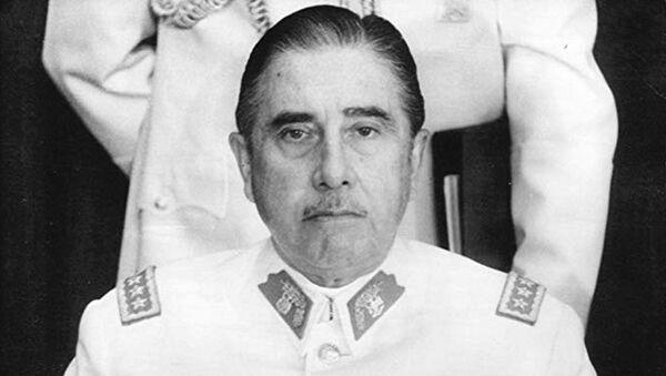 Augusto Pinochet, dictador chileno - Sputnik Mundo