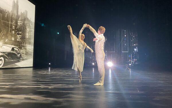 Concierto en el Teatro Musical Stanislavski y el Nemiróvich-Dánchenko - Sputnik Mundo