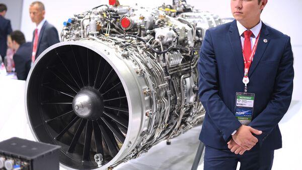 Motor turboeje RD-33MK - Sputnik Mundo