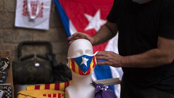 Celebración de la Diada de Cataluña - Sputnik Mundo