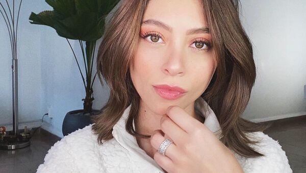 Dhasia Wezka, youtuber mexicana - Sputnik Mundo